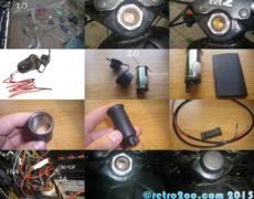 Zapalniczka samochodowa USB MZ ETZ 250
