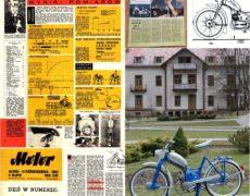 Badanie drogowe czasopisma Motor 1964 ZZR Komar MR 232