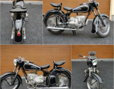 MZ BK 350 1958