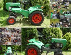 Traktor HAKOtrac T6 1963