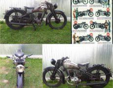 DKW SB 200 1936