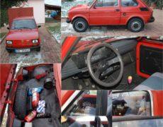 Fiat 126p 650 1988