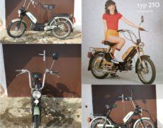 JAWA Babetta 210 1989