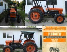 Kubota L345DT 1981